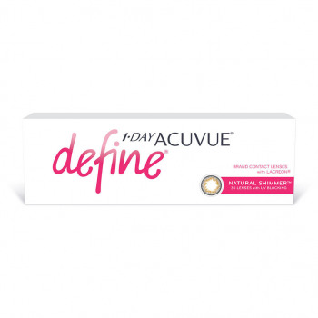 1 DAY ACUVUE Define Shimmer 30lu Kutu