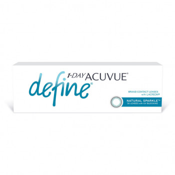 1 DAY ACUVUE Define Sparkle 30lu Kutu