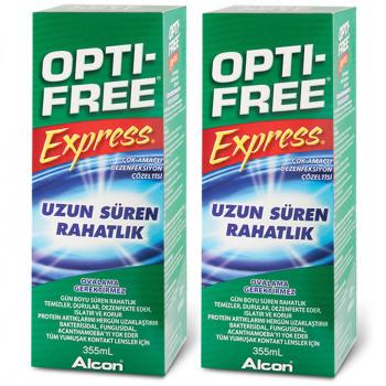 2 x Opti-Free Express 355 ml (SET)