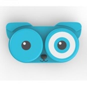 Lens Saklama Kabı Mavi Fino Köpek