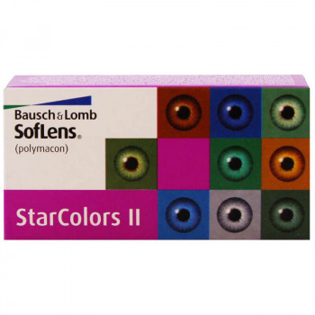 Soflens StarColors II (Numarasız)