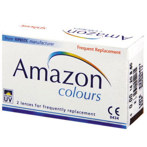 Amazon Colours (Plano)