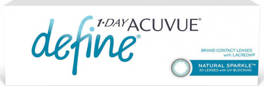 1 DAY ACUVUE Define Sparkle 30lu Kutu