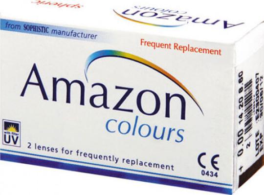 Amazon Colours (Numaralı)