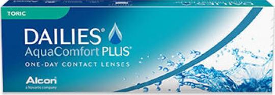 DAILIES Aqua ComfortPlus 30 Toric