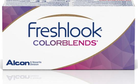 Freshlook ColorBlends (Numaralı)