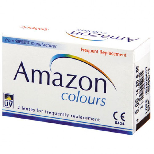 Amazon Colours (Numaralı)
