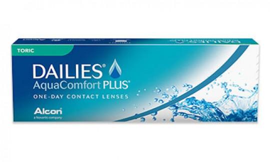 DAILIES Aqua ComfortPlus Toric 30 PK