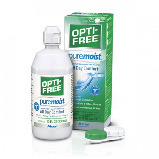 OPTI-FREE® PureMoist ® 300 ml